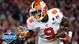 Wayne Gallman NFL Draft Tape | Clemson RB