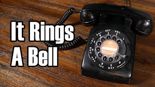 Faking It: The Obviously Dubbed Telephone Ring