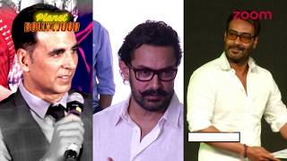Akshay Kumar Averts Movie Clash With Aamir Khan & Ajay Devgn