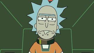 Rick & Morty | A look at Rick Sanchez exciting life in Galactic Federation Lockup