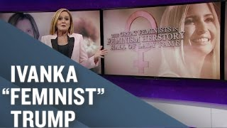 Heir to the White House Throne | Full Frontal with Samantha Bee | TBS