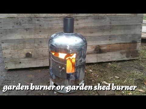 Outdoor Ofen Mit Rankpflanze Terrassenofen Aus Gasflasche Selber
