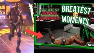Top 10 GREAT Moments From The Greatest Royal Rumble