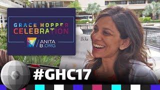 The Developer Show (Grace Hopper '17) w/ Avni Shah