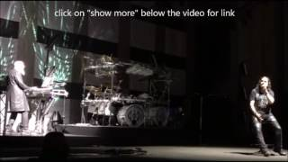 James LaBrie forgot the lyrics as he paid tribute to Chris Cornell in Romania...