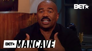 Distancing Yourself From Old Friends?  Ft. Steve Harvey | BET