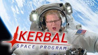 Piet fliegt vielleicht ins All bei Kerbal Space Program
