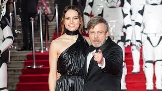Star Wars The Last Jedi European Premiere Red Carpet
