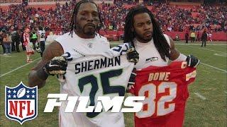 Why Do Players Swap Jerseys?   NFL Films Presents