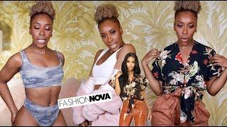 Fashion Nova...Here We Go AGAIN! | Jackie Aina