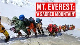 Mount Everest Traffic Jam: A Sherpa's Take