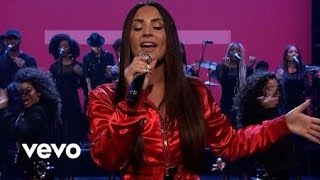 Demi Lovato - Sorry Not Sorry (Live On The Tonight Show Starring Jimmy Fallon)