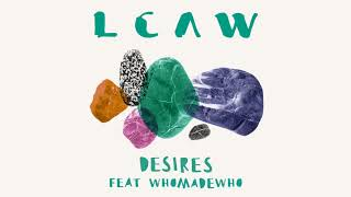 LCAW - Desires feat. WhoMadeWho (Cover Art) [Ultra Music]