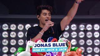 Jonas Blue - 'Rise feat Jack & Jack' (live at Capital's Summertime Ball 2018)