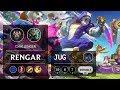 Rengar Jungle vs Sylas - EUW Challenger ...mp3