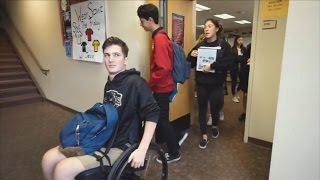 Paralyzed Teen Gets Perfect ACT Score Just Months After Freak Diving Accident