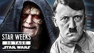 STAR WARS - Was hat Nazi-Deutschland mit dem Imperium gemeinsam?! | Geschichte & Politik - Part 1