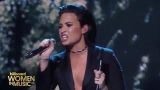 Demi Lovato - Stone Cold (Live at Billboard