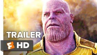 Avengers: Infinity War Trailer #1 (2018)   Movieclips Trailers