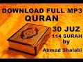 Download FULL mp3 al qur