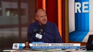 Ex-Alabama DB Dre Kirkpatrick Rips Nick Saban for Getting Outcoached vs Clemson | Rich Eisen Show