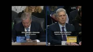 Lindsey Graham Calls Out Dem Hypocrisy On Filibuster