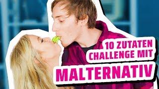 Malternativ FAIL 10 Zutaten Challenge