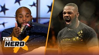 Daniel Cormier: When I beat Jon Jones, I will be in conversation for greatest ever | THE HERD