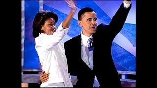 Barack Obama at the 2004 DNC