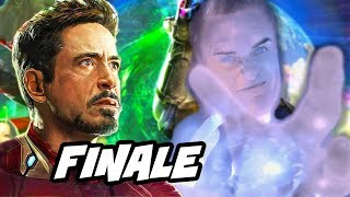 Marvel Runaways Episode 10 Finale - Avengers Infinity War and Comics Easter Eggs