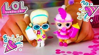 Unboxed! | LOL Surprise | Episode 9: Confetti Pop, Don't Stop