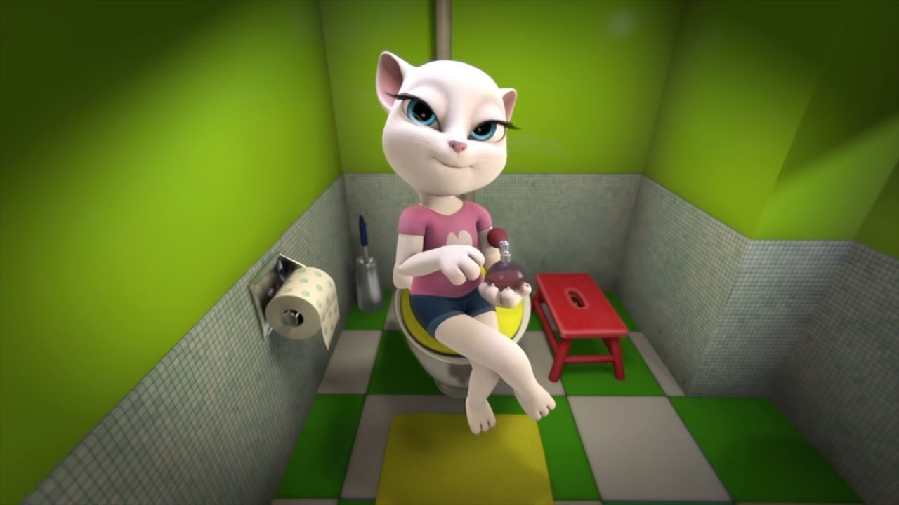Talking tom and friends top 5 - let 2019s dance!--26ksc5p4ee