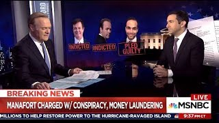 "Manafort: ""Classic Gangster-Like Drug Dealing Money Laundering"""