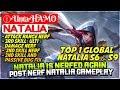 Natalia Is Nerfed Again, Post Nerf Natal...mp3