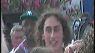 Ross Noble Mr Motivator Spain 1995