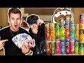 BROTHERS TRY EVERY FLAVOUR OF PRINGLES B...mp3