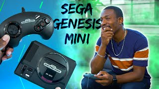 Unboxing New SEGA Genesis Mini!