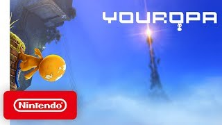 Youropa - Announcement Trailer - Nintendo Switch