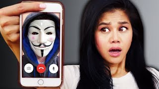 BREAKING INTO The HACKERS iPHONE and Exploring Abandoned Mystery Evidence (YouTube Hacker FaceTime)