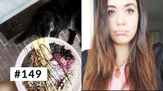 WBP Vlog #149 I Fail ROTE HAARE  I BESTE Acai Bowl EVER