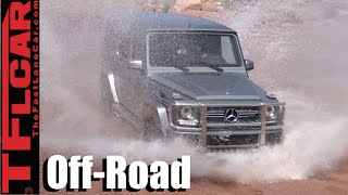 2016 Mercedes-Benz AMG G65 Off-Road Review: 621 HP of Earth Roaming Prowess