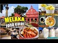 Melaka Halal Food Guide 1