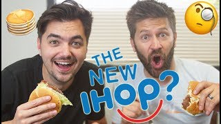 Friends REACT to New IHOP