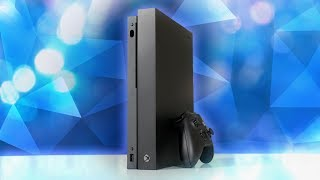 Xbox One X Hands On