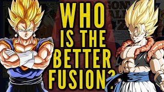 Vegito Vs Gogeta: Who Is The Better Fusion?