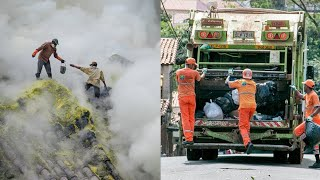 Most Dangerous Jobs On The Planet
