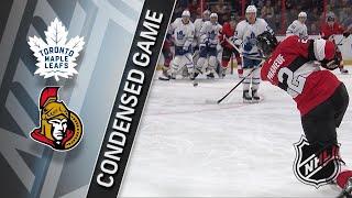 01/20/18 Condensed Game: Maple Leafs @ Senators