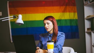 """Why LGBTQ workers fear being """"out"""" at work may hurt their careers"""