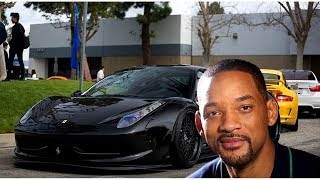 10 MOST EXPENSIVE THINGS OWNED BY ACTOR WILL SMITH