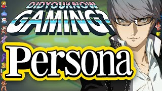 Persona - Did You Know Gaming? Feat. Boku No Eruption